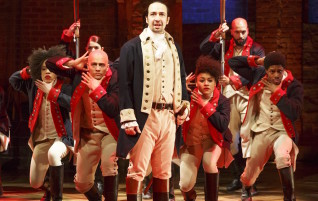 Be Wowed By Hamilton, the Broadway Musical